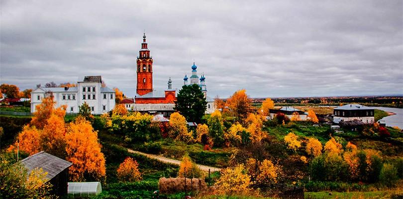 Тур в Чердынь, Ныбор и Соликамск фото