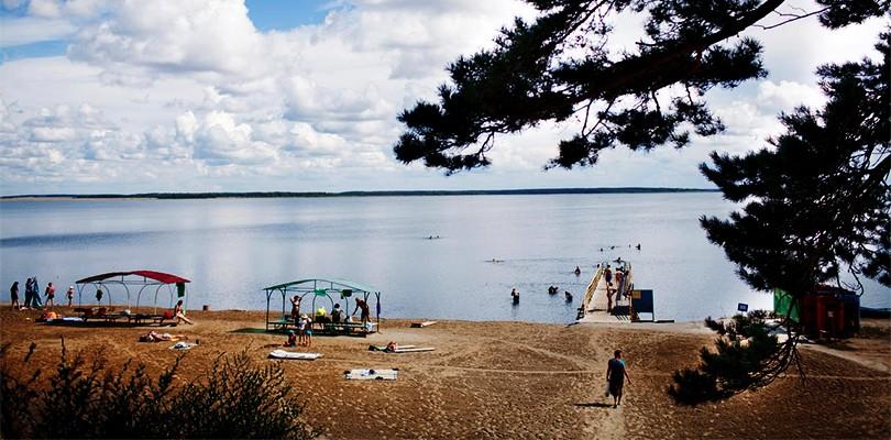 Тур на озеро Медвежье фото