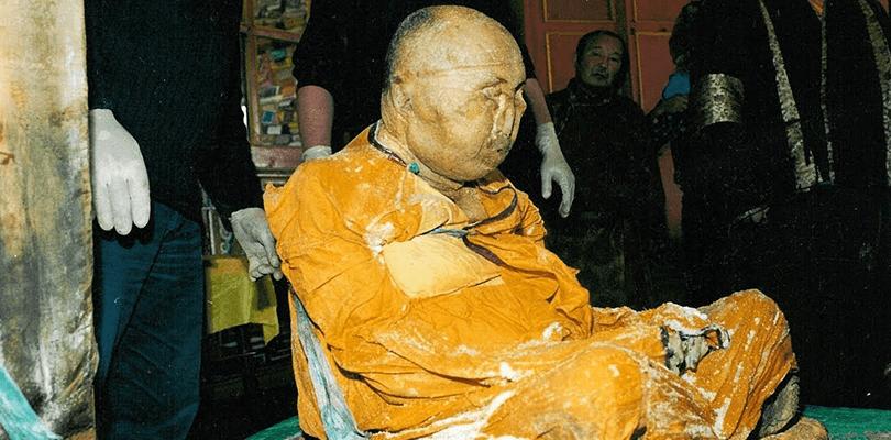 Хамбо Лама Итигэлов фото