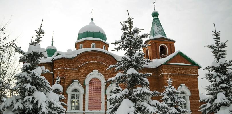 Поездки в Тарасково во Всецарицынский монастырь и на источники фото