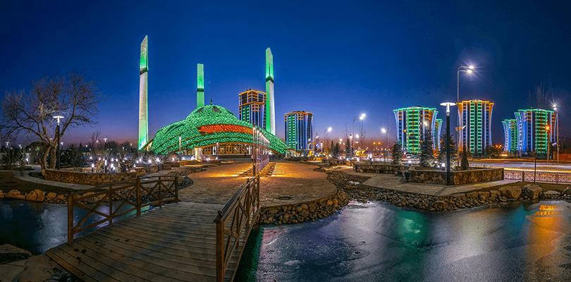 Экскурсионный тур в Грозный фото