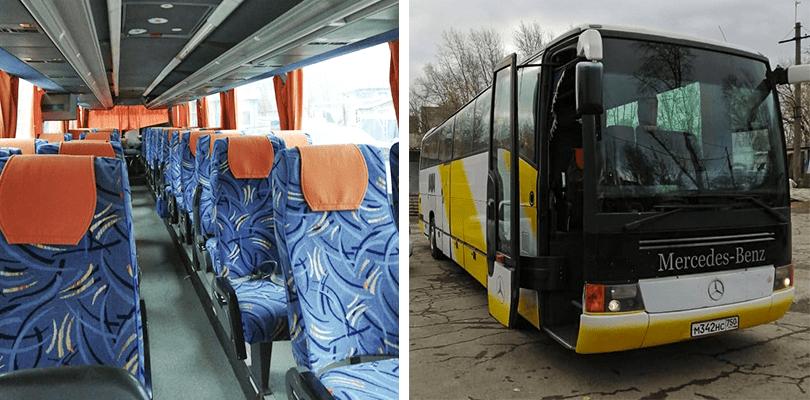 Аренда автобусов в Екатеринбурге